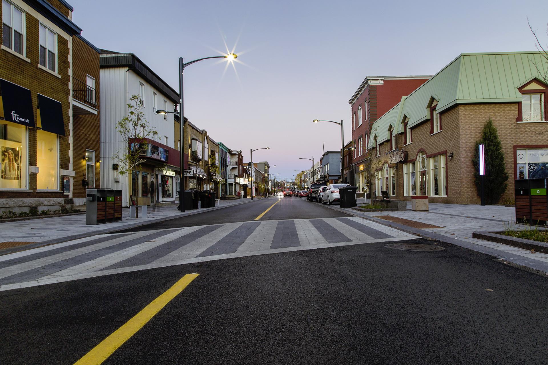 Centre ville Victoriaville 3