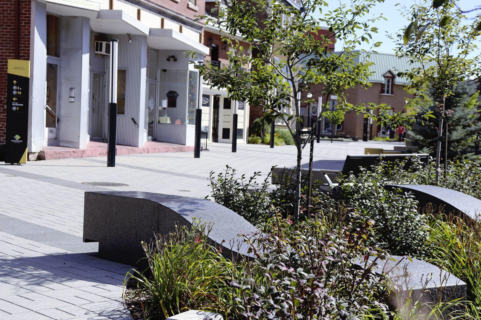 Centre ville Victoriaville 4
