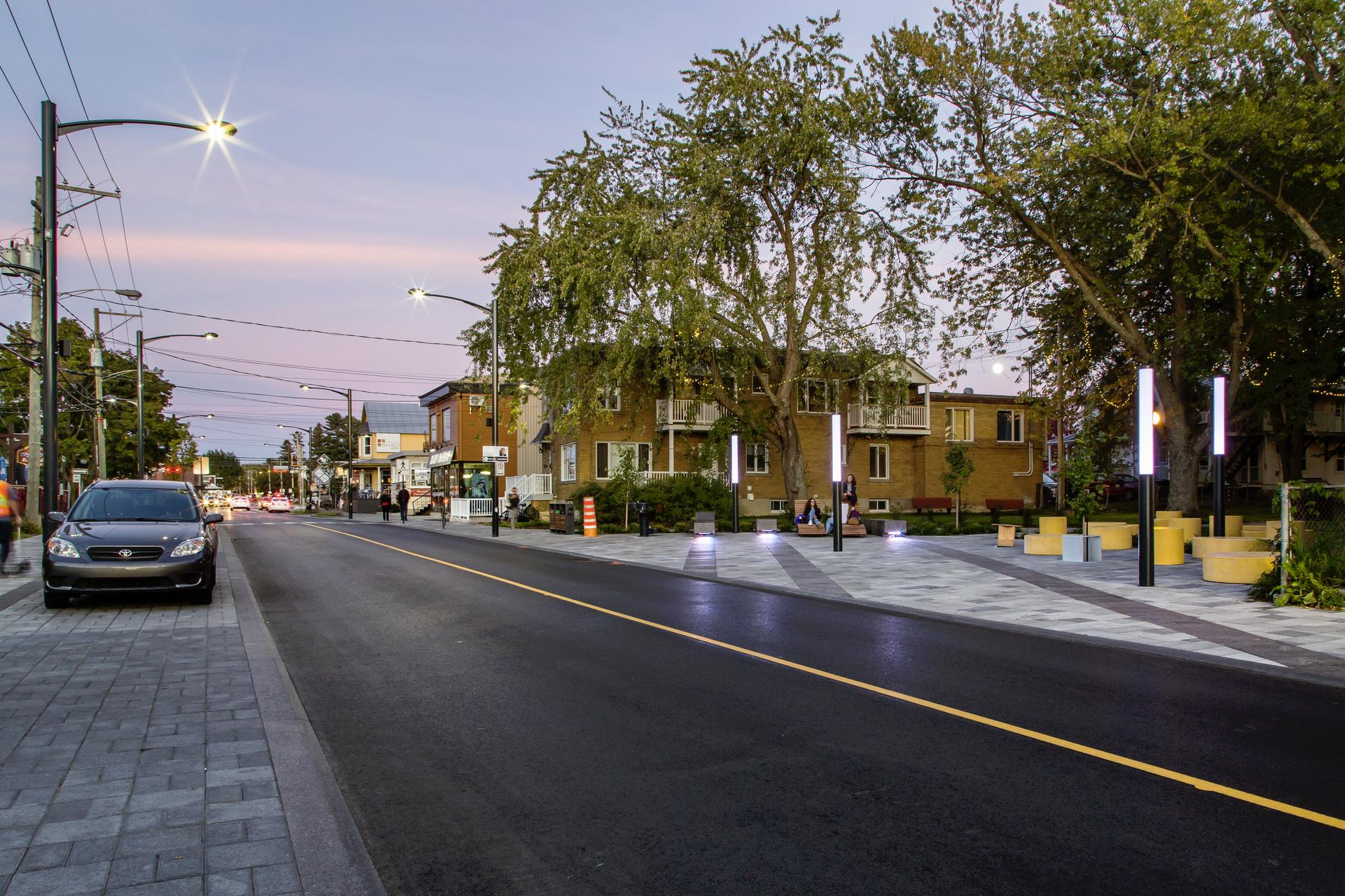 Centre ville Victoriaville 1