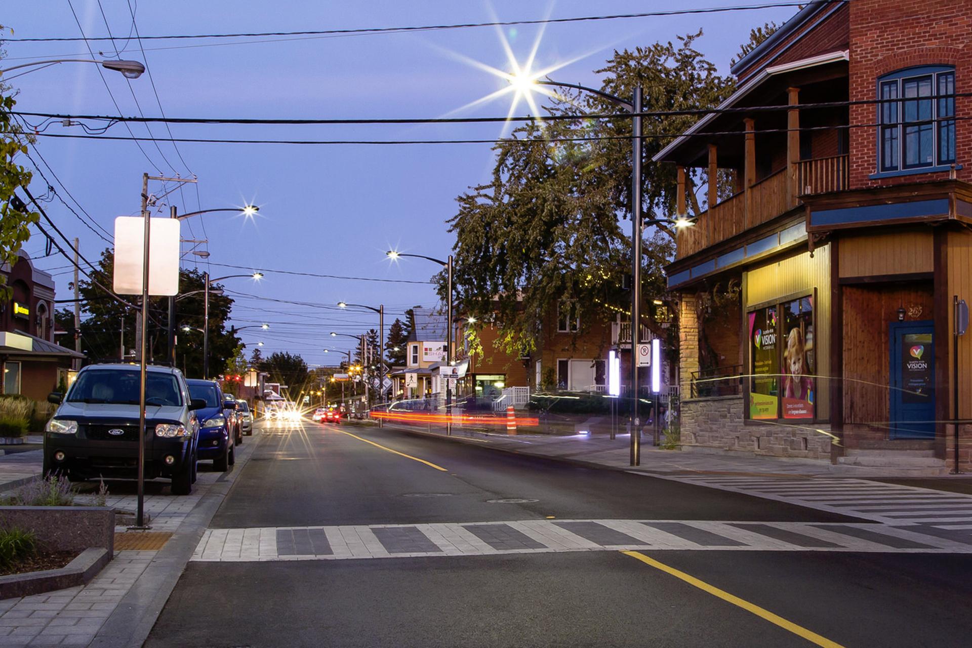 Centre ville Victoriaville 2